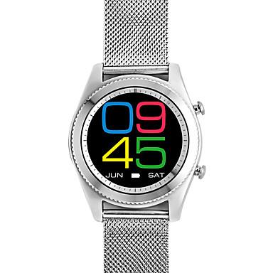 Relógio inteligente S9 for iOS / Android Monitor de Batimento Cardíaco / Impermeável / Controle de Mídia / Tora de Exercicio / Distancia de Rastreamento Temporizador / Aviso de Chamada / Monitor de