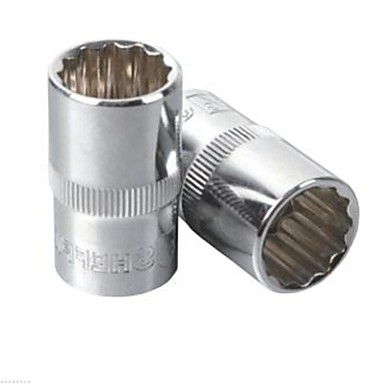 Ocelový štít 12,5 mm řada angličtina 12 úhlová objímka 1 / a