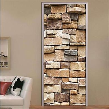 وقت الفراغ ملصقات الحائط لواصق لواصق حائط مزخرفة, الفينيل تصميم ديكور المنزل جدار مائي جدار