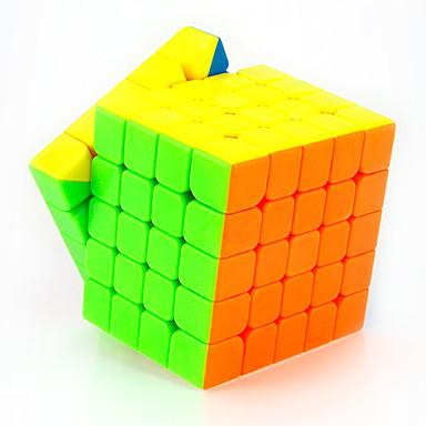 Rubik's Cube Cubo Macio de Velocidade Etiqueta lisa Mola Ajustável Alivia Estresse Cubos Mágicos Brinquedo Educativo Dom