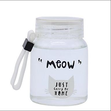 Lässig/Alltäglich Trinkbecher, 350 Glas Saft Milch Gläser und Tassen für den täglichen Gebrauch