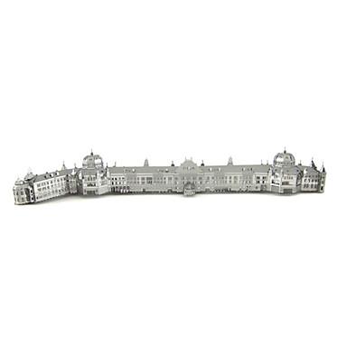 preiswerte 3D - Puzzle-3D - Puzzle Metallpuzzle Berühmte Gebäude Spaß Edelstahl Klassisch Kinder Unisex Spielzeuge Geschenk