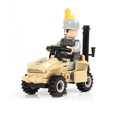 Blocos de Construir Bonecos em Blocos de Montar pçs Outros Tanque Fun & Whimsical Para Meninos Unisexo Brinquedos Dom