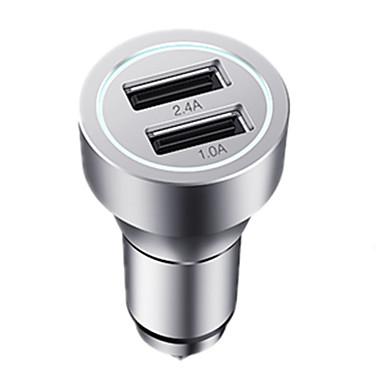 Schnellladen Sonstiges 2 USB Anschlüsse Nur als Ladegerät DC 5V/2.4A
