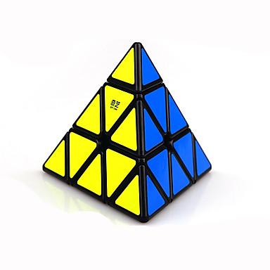 Rubik's Cube QI YI Warrior Pyramid Cubo Macio de Velocidade Cubos mágicos Cubo Mágico Concorrência Dom Unisexo