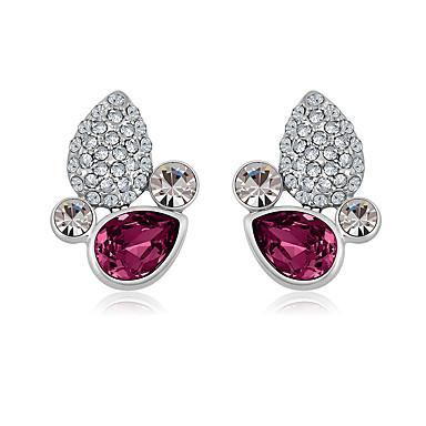 Náušnice Šperky Módní Přizpůsobeno Euramerican Křišťál Slitina Šperky Šperky Pro Svatební Párty 1 pár
