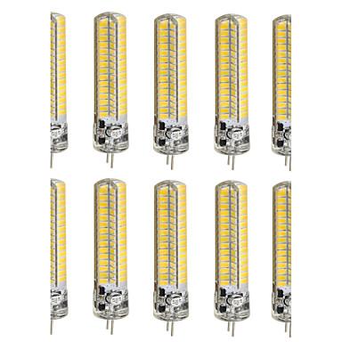 5W G4 Luminárias de LED  Duplo-Pin T 120 SMD 5730 480 lm Branco Quente Branco Frio K V