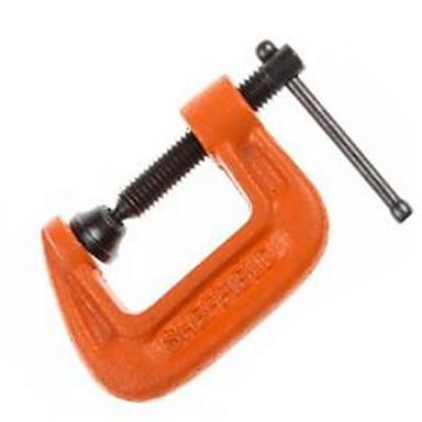Ocelový štít 1 g svorka g klip účinný upínací obrobek vhodný pro zpracování dřeva kovové operace