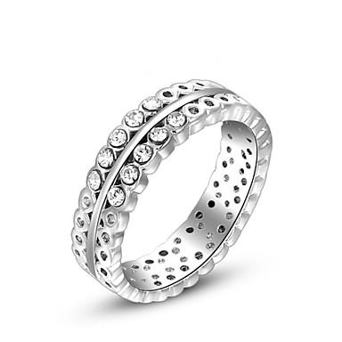Naisten Tyylikkäät sormukset Muoti Metalliseos Korut Käyttötarkoitus Häät