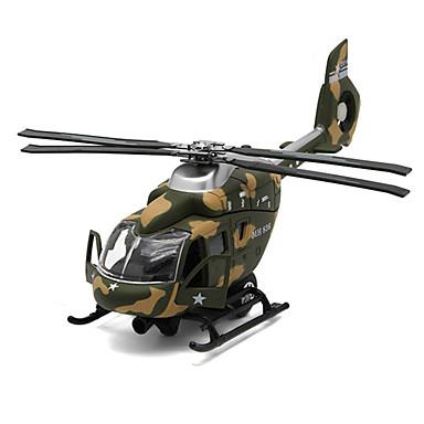 Brinquedos de Montar Helicóptero Aeronave Helicóptero Simulação Unisexo