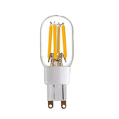 4W 350lm Luminárias de LED  Duplo-Pin T 4 Contas LED COB Branco Quente