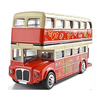 MZ Carros de Brinquedo Carrinhos de Fricção Veículo de Fazenda Brinquedos Carro Ônibus Liga de Metal Peças Unisexo Dom