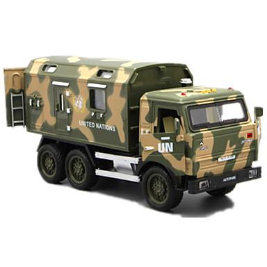 Carrinhos de Fricção Tanque Brinquedos Cauda Metal Peças Unisexo Dom