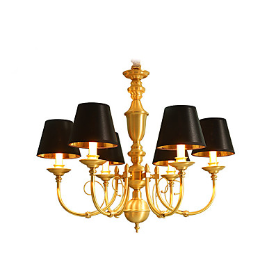 Lustres Luz Superior - Estilo Mini LED, Regional Tradicional / Clássico, 110-120V 220-240V Lâmpada Incluída