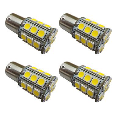 1157 1156 Carro Lâmpadas 2.5W W SMD 5050 200lm lm LED luzes exteriores