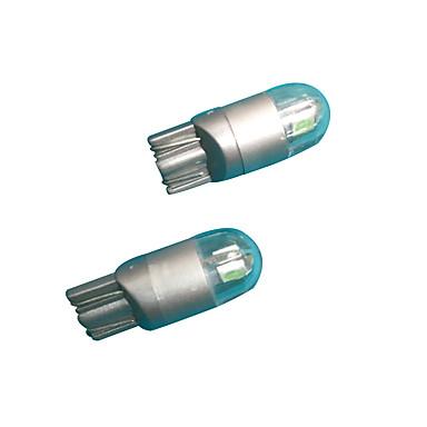 T10 Carro Lâmpadas 1 W SMD 5730 120 lm LED Iluminação interior
