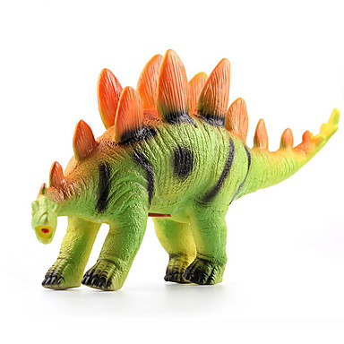 Drachen & Dinosaurier Spielzeuge Dinosaurierfiguren Stegosaurus Jurassischer Dinosaurier Triceratops Tyrannosaurus Rex Kunststoff Kinder