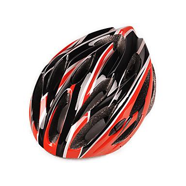 Fahrradhelm N/A Öffnungen Radsport Einstellbare Passform Extraleicht(UL) Sport EPS Straßenradfahren Freizeit-Radfahren Radsport / Fahhrad
