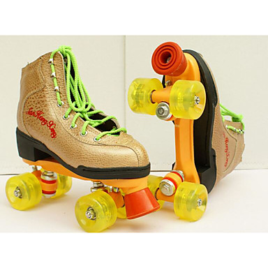 Erwachsene Roller Skates Rotblond