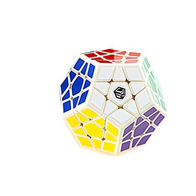 Rubik's Cube Warrior MegaMinx 3*3*3 Cubo Macio de Velocidade Cubos mágicos Cubo Mágico Plásticos Outros Dom