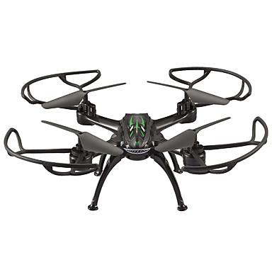 RC Dron F504 6 Osy 2.4G Bez fotoaparátu RC kvadrikoptéra LED osvětlení Jedno Tlačítko Pro Návrat Auto-Vzlet Headless Režim 360 Stupňů
