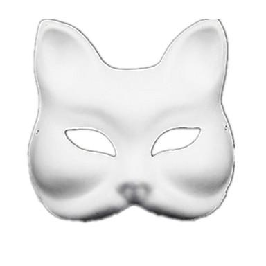 Máscaras de Dia das Bruxas Máscara de Animal Máscara de Desenho Animado Brinquedos Animal Terror Peças Unisexo Dom
