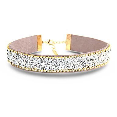 Damen Anderen Modisch Euramerican Halsketten Schmuck Leder Aleación Halsketten . Party Besondere Anlässe Abschluss