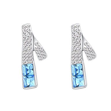 Dámské Šperky Přizpůsobeno Módní Euramerican Křišťál Slitina Šperky Šperky Pro Svatební Párty