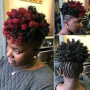 1pack new curlkalon crochet braids toni curl 10inch synthetic kanekalon braiding hair 20 roots pack curls bouncy twist crochet hair 5packs make head