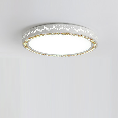 Módní a moderní Vestavná montáž Pro Obývací pokoj Ložnice Kuchyň Jídelna AC 100-240V Žárovka je zahrnuta v ceně.