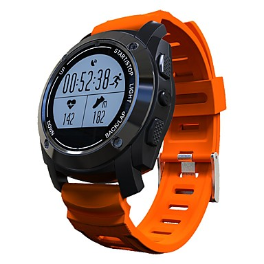 Smart UhrWasserdicht Long Standby Verbrannte Kalorien Schrittzähler Übungs Tabelle Sport Herzschlagmonitor Distanz Messung GPS