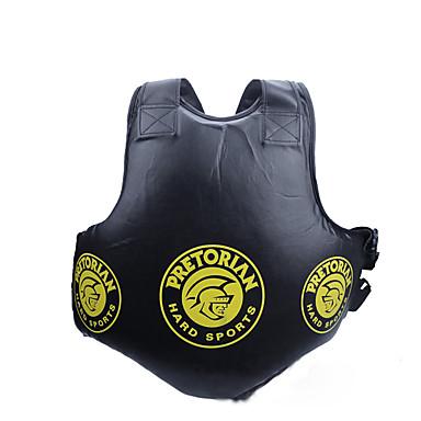 Brust & Rippenschutz für Taekwondo Boxen Unisex PU (Polyurethan)