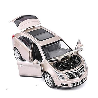 Leluautot Muottivaletut ajoneuvot Taaksepäin vedettävät ajoneuvot Traktori Lelut Simulointi Auto Metalliseos Pieces Unisex Lahja