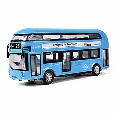 Carros de Brinquedo Ônibus Ônibus Ônibus de dois andares Unisexo