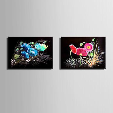 Tela de impressão 1 Painel Tela de pintura Horizontal Estampado Decoração de Parede Decoração para casa