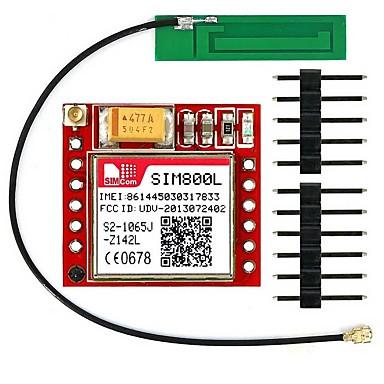 sim800l IPEXin quad-GPRS GSM purkautuminen moduuli 3g antenni