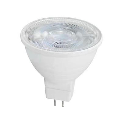 6W GU10 GU5.3(MR16) LED Spot Lampen MR16 SMD 2835 650 lm Warmes Weiß Weiß K AC 220-240 V