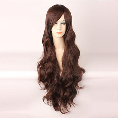 Lolita Wigs Sweet Lolita Dress Brown Lolita Lolita Wig 85cm CM Cosplay Wigs Wig For