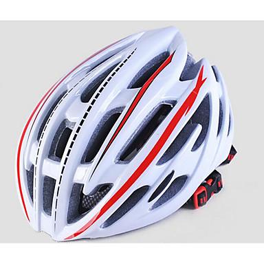 Bike přilba Cyklistika Není k dispozici Větrací otvory Nastavitelné Ultra lehký (UL) Sportovní Horská cyklistika Silniční cyklistika
