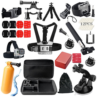 Outdoor / Skládací Pro Akční kamera Gopro 6 / Vše / Gopro 5 Lyže / Cyklistika / Kolo / Evrensel EVA Resin / ABS / Smíšený materiál - 1 pcs