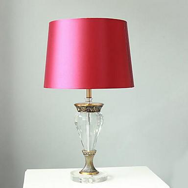 30 Moderní/Trendy Stolní lampa , vlastnost pro Křišťál , s Jiné Použití Vypínač on/off Vypínač