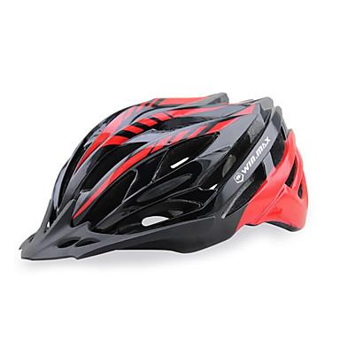 Ei määritelty Pyörä Helmet Halkiot Pyöräily Maastopyöräily Maantiepyöräily Yksi koko