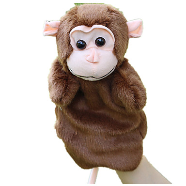 Finger Puppets / Puppets Monkey Cute / Animals / Lovely Tactel / Plush Kid's Gift