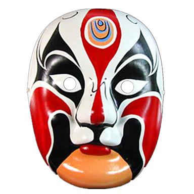 Halloween-Masken Hand bemalte Masken Anderen Zum Gruseln Other Stücke Unisex Kinder Erwachsene Geschenk