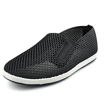Miesten kengät Tyll Kevät Kesä Comfort Mokkasiinit varten Kausaliteetti Musta