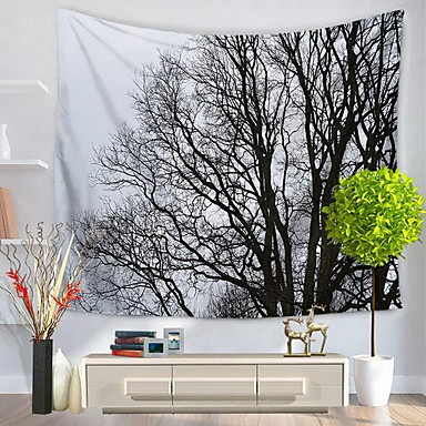 Wall Decor 100% polyester Se vzorem Wall Art