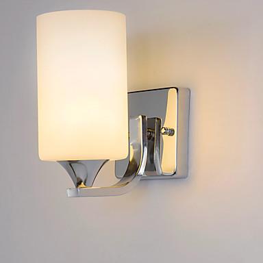 Moderno/Contemporâneo Luminárias de parede Para Sala de Estar Metal Luz de parede 220V 110V 60W