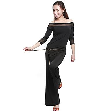 latinalainen tanssi tossut alkuun naisten suorituskyky tulle tyylikäs klassinen mekko