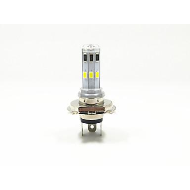 H4 Motorcycle Light Bulbs 9W COB 600lm
