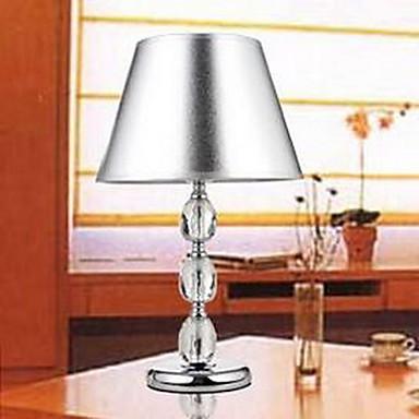 40 Zeitgenössisch Tischleuchte , Eigenschaft für Kristall , mit Andere Benutzen Dimmer Schalter
